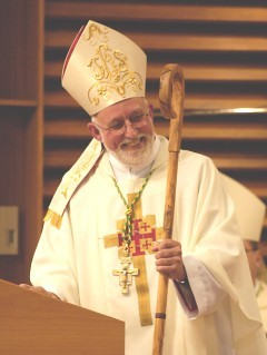 Bishop John Corriveau