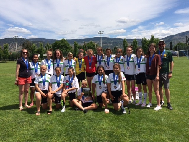 Congratulations to our Girls Soccer Team!