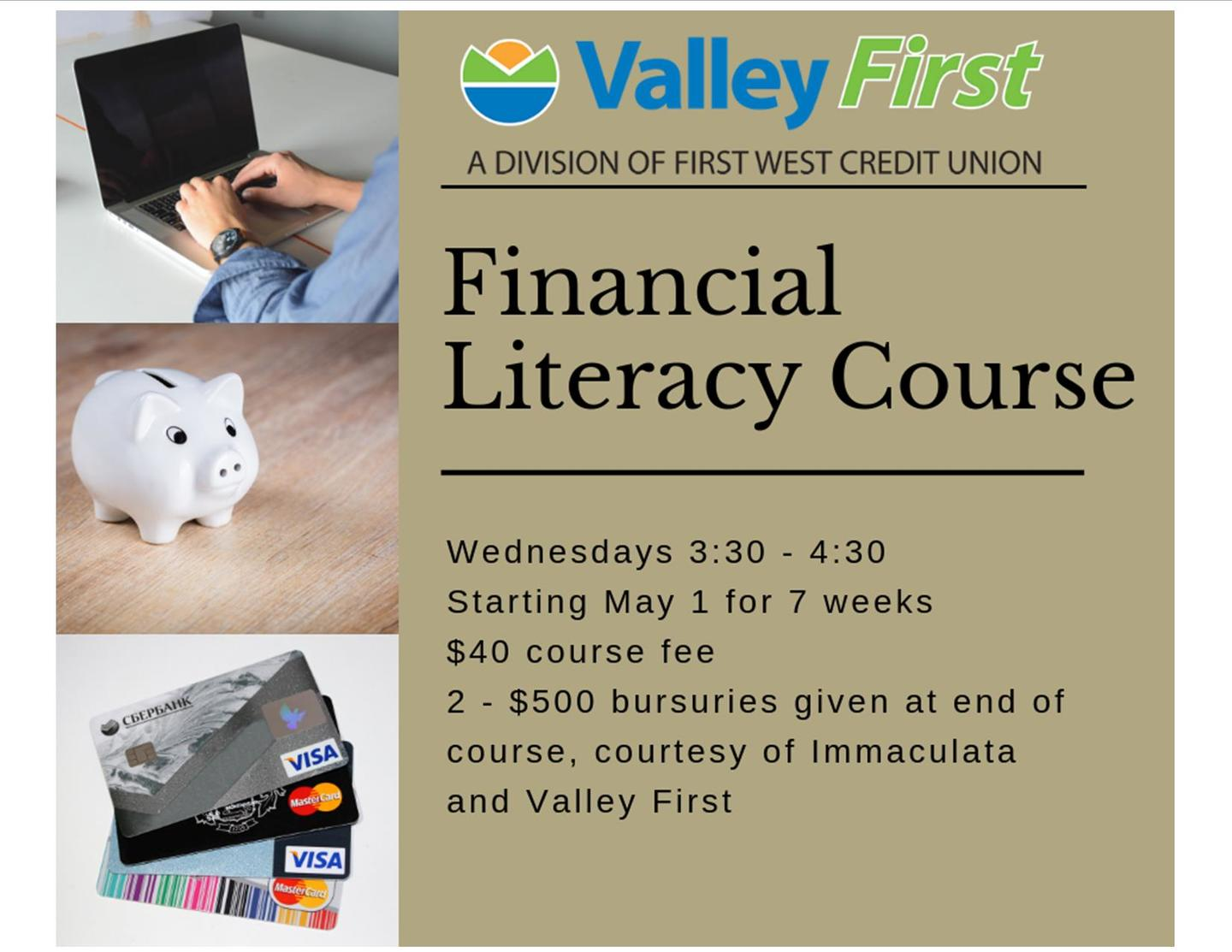 Financial Literacy Course