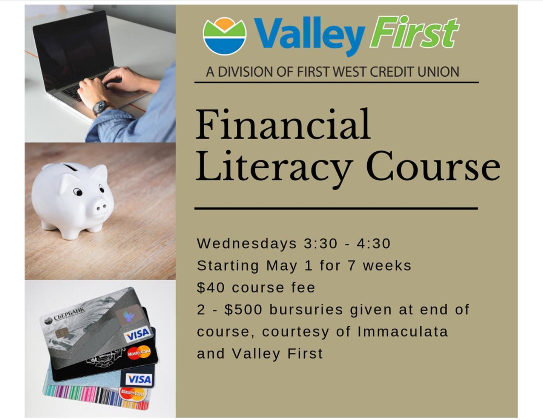 Financial Literacy Course