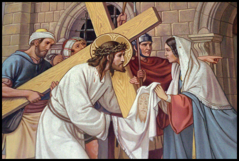 April 18th, 11:30 am - Paraliturgy - Stations of the Cross