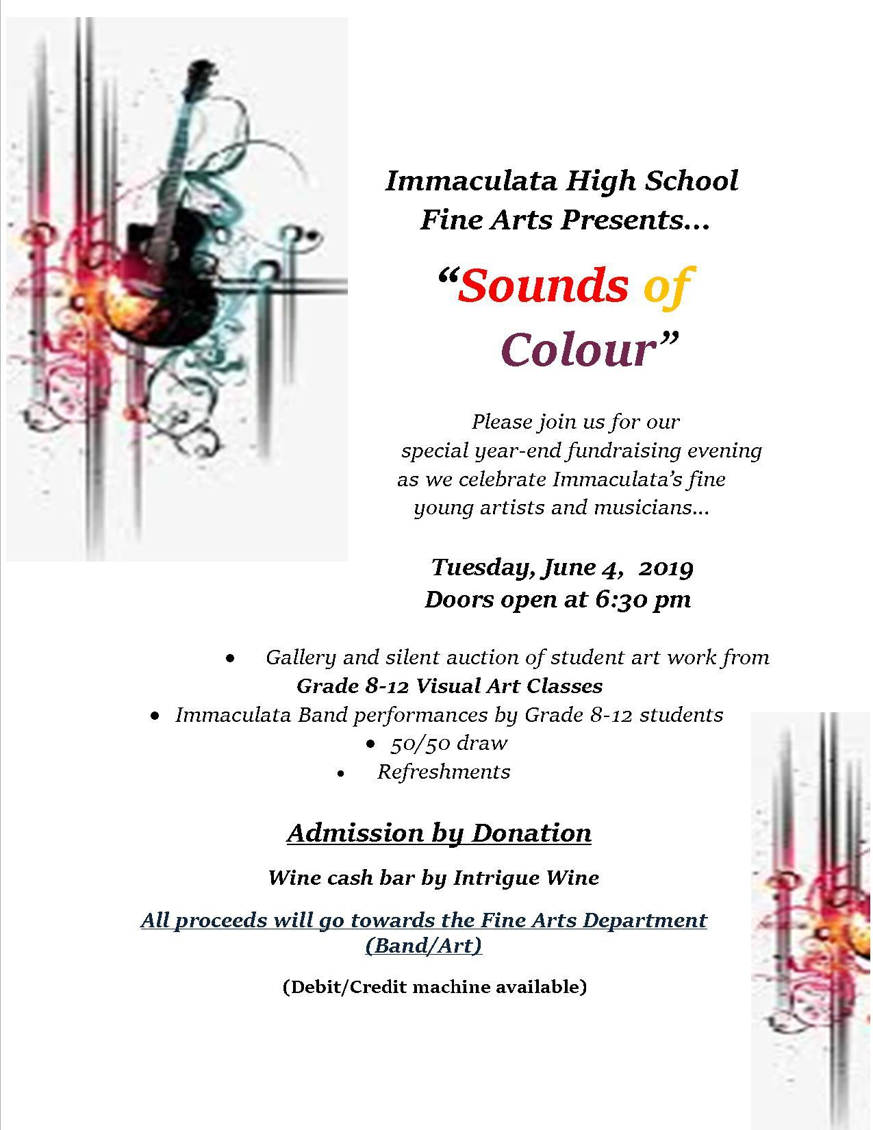 FINE ARTS YEAR END EVENING
