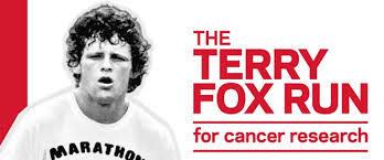 Terry Fox Run - Friday, September 27th !