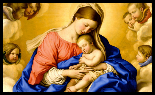Celebrate Mary in May!