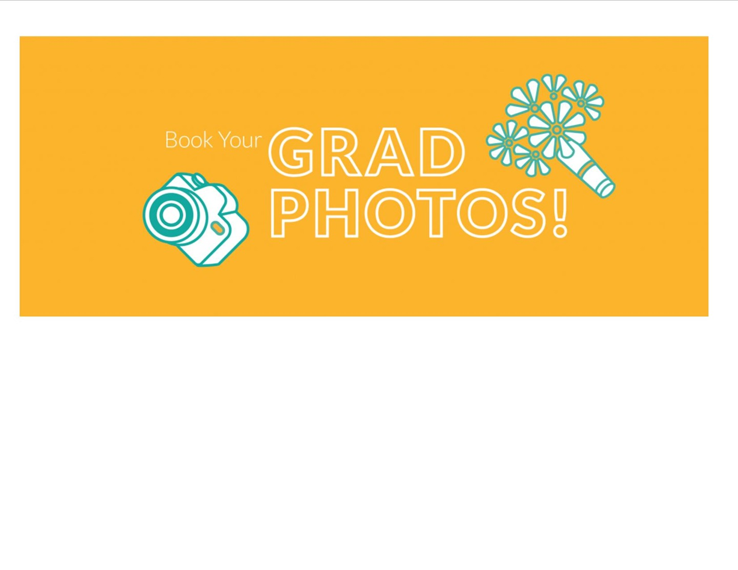 Time to Book for Grad Portraits