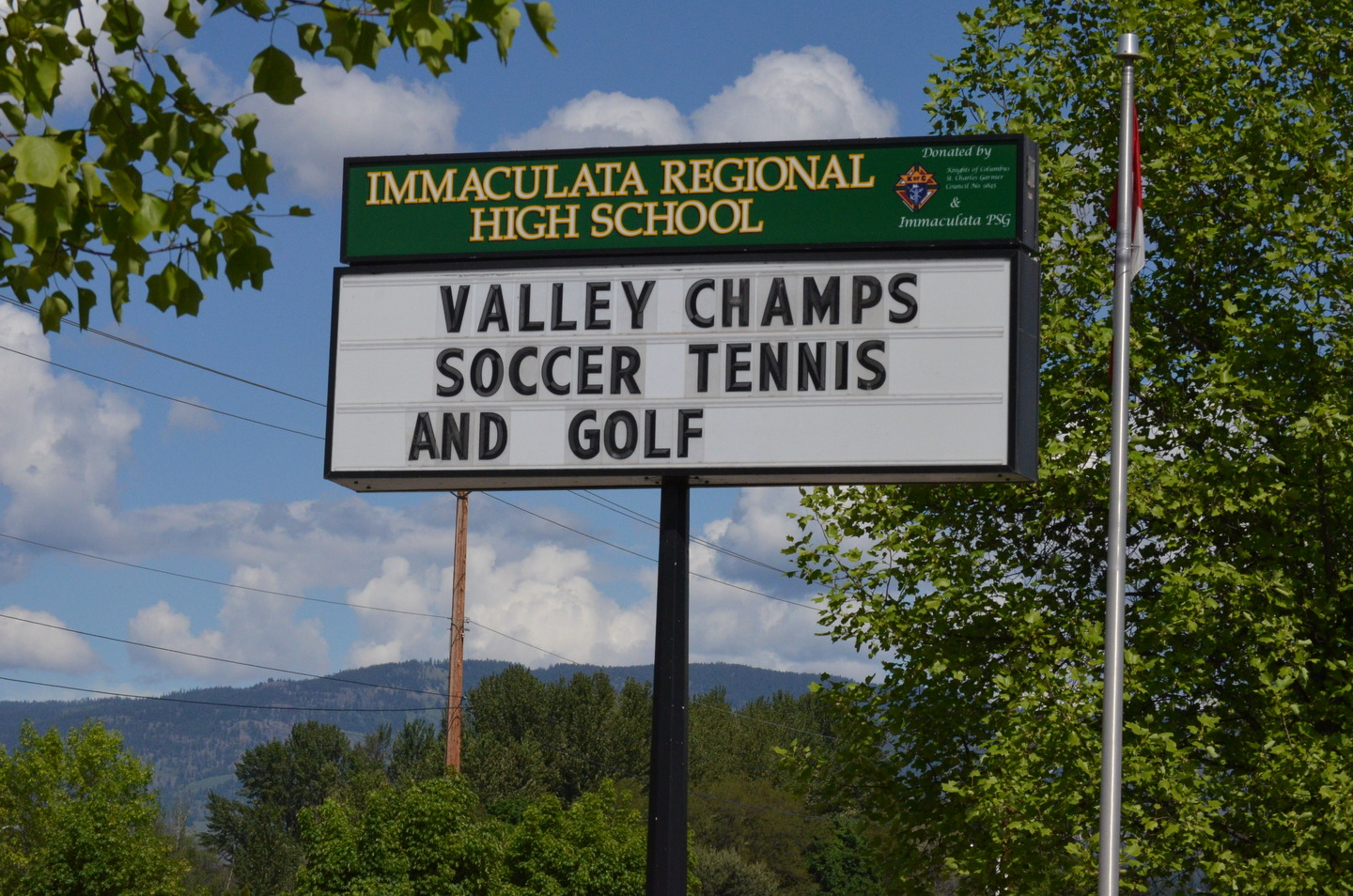 3 VALLEY CHAMPIONSHIPS IN 4 DAYS!!