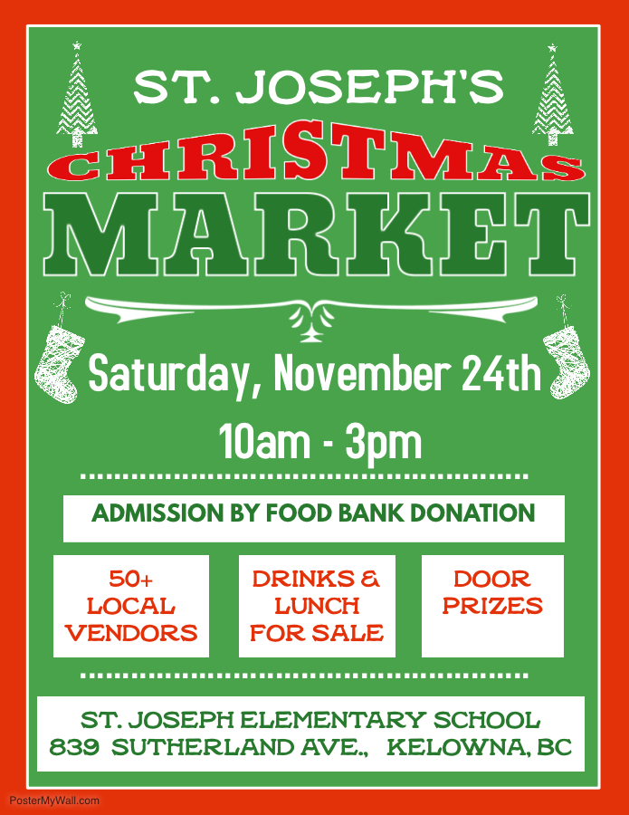 3rd Annual Christmas Market