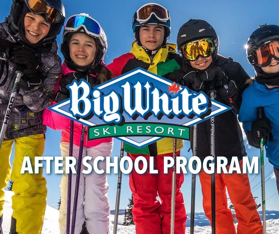 Big White After School Program