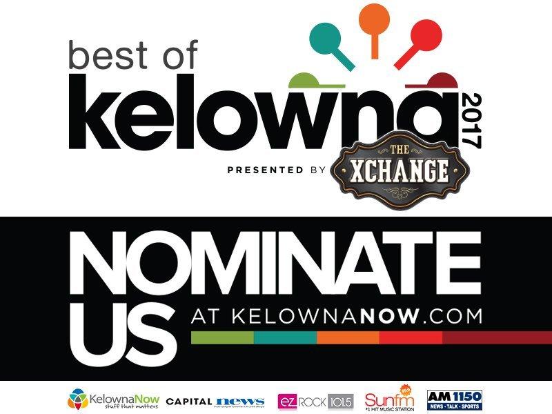 Nominate Us!