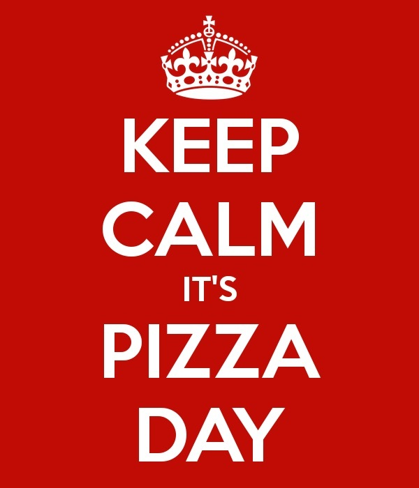 Pizza Days are Coming!
