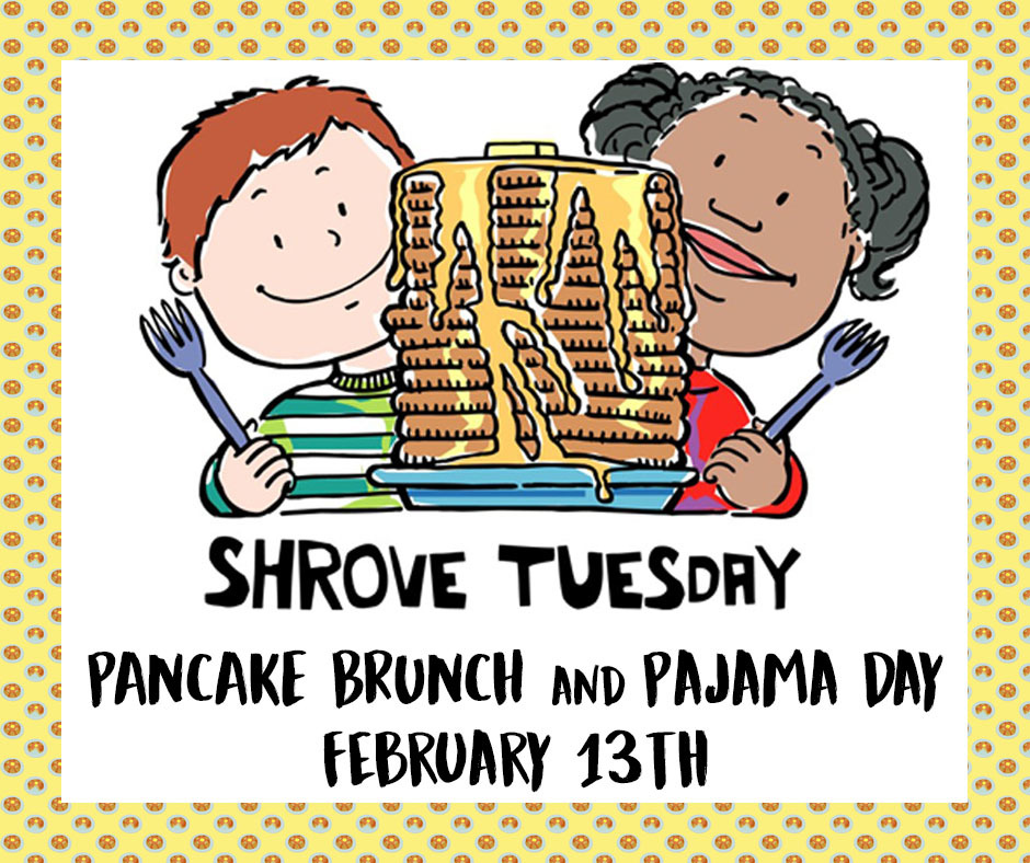 Shrove Tuesday Pancake Brunch
