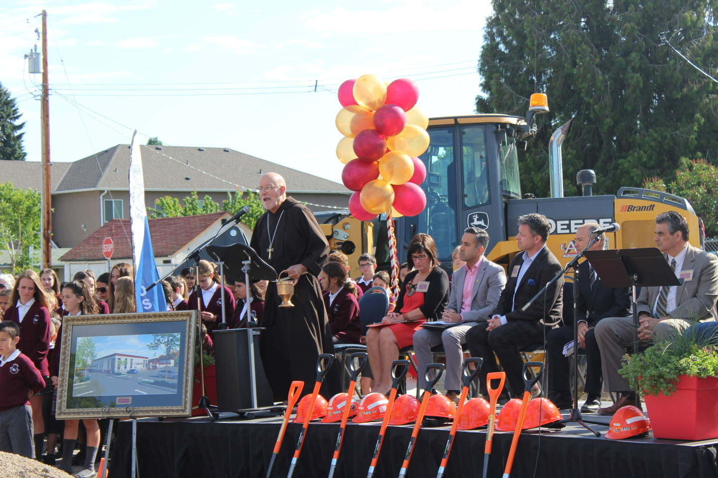 New St. Joseph's Breaking Ground