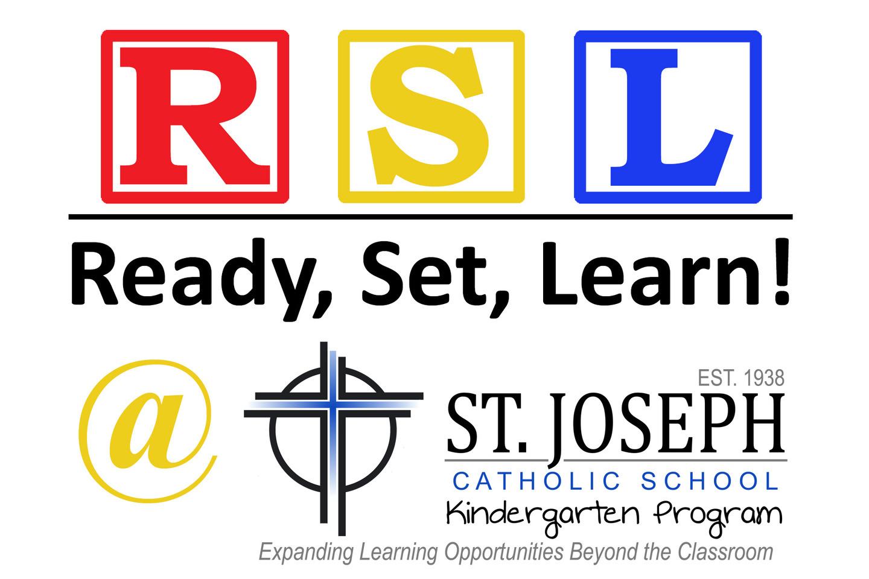 Ready Set Learn Kindergarten readiness