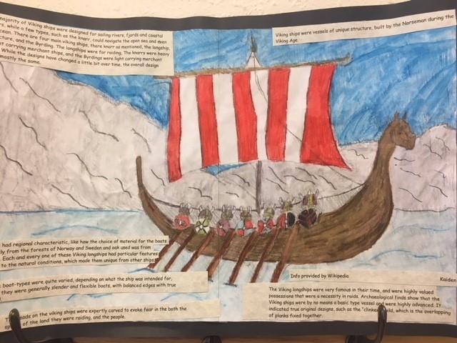 Amazing Viking Longships