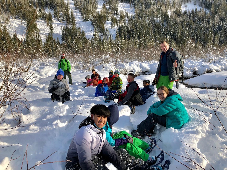 Winter Activities Have Begun!