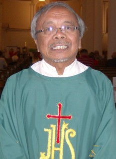 Father Conrado Beloso